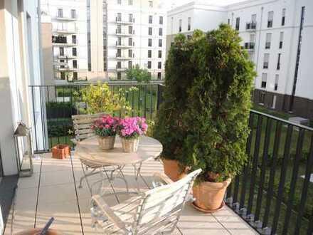 PARKEND - Lichtdurchflutet und großzügig geschnittene Wohnung + zwei Balkone