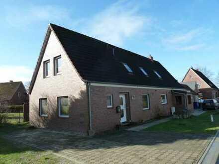 Doppelhaushälfte in Wittmund/Leerhafe