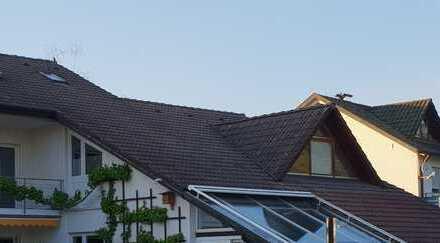 2-Zi. Studio-Single-Wohnung mit großer Dachterrasse in guter Wohnlage