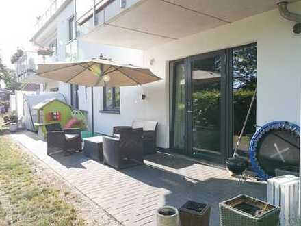 Uetersen - TOP! Neubau-Terrassenwohnung mit niveauvoller Ausstattung
