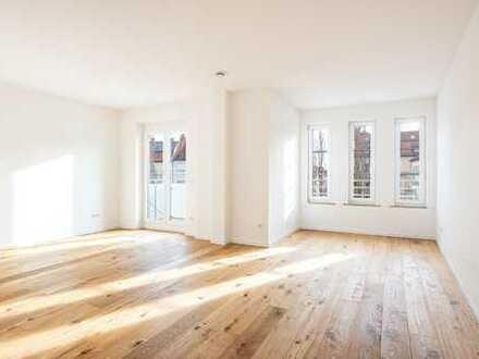 Moderne 2-Zimmer-Maisonette mit Terrasse und Traumblick