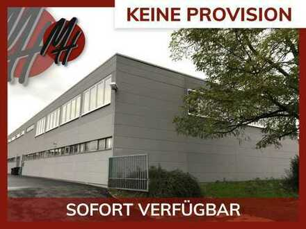 PROVISIONSFREI! Vielseitig nutzbare Lagerflächen (750 qm) mit Büroflächen zu vermieten