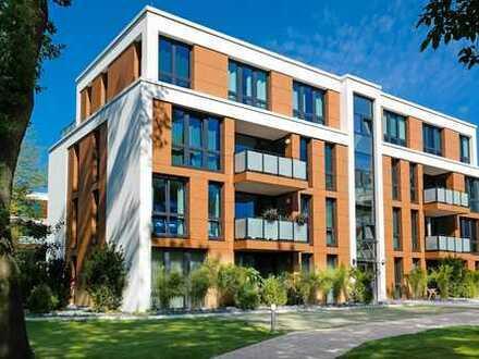 Exklusive 2-Zimmer-Wohnung mit Tiefgaragenparkplatz in der Drömlingshöhe