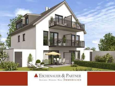 Neubau! Doppelhaushälfte auf großem Grundstück in Wiesbaden Rambach!