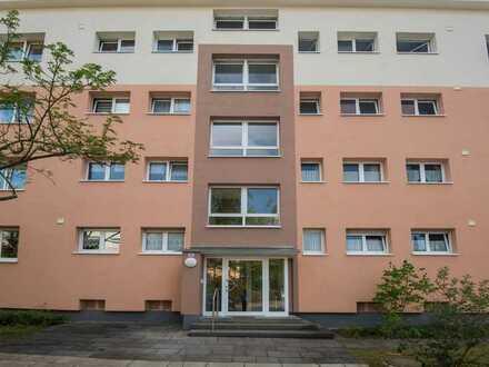 Geräumige 3 Zimmer Wohnung, frisch renoviert, mit Balkon und Tageslichtbad ab sofort zu vermieten