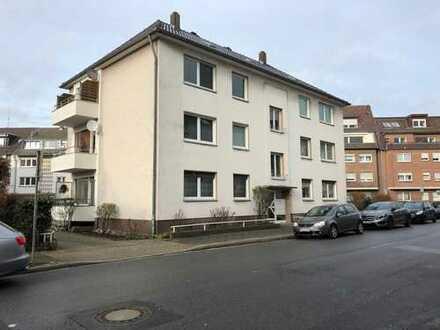 Schöne 3-Zi-Wohnung mit Balkon und Einbauküche Schloss/Innenstadt Nähe