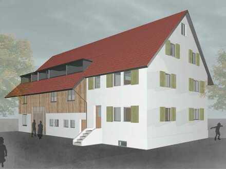 Moderne Neubauwohnungen in sanierter Scheune, Radolfzell am Bodensee, Ortsteil