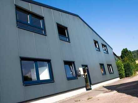 Flexible Produktionshallen mit subventionierter Photovoltaikanlage, Lager und großräumigen Büros