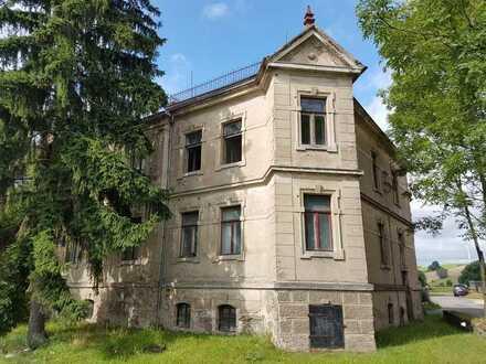 **villenartiges Wohnhaus / Zweifamilienhaus zwischen Görlitz und Zittau**