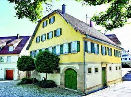 Exklusiver Neubau in alten Gemäuern -ökologisch -modern- barrierefrei und steuerlich attraktiv -