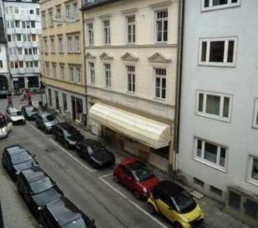 Stilvolle 1-Zimmer-Wohnung mit EBK in München