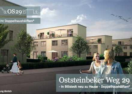 Exklusives 5-Zimmer Doppelhaus mit Vollkeller, großem Garten und Stellplatz in Sackgassenlage
