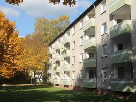3 Zimmer-Wohnung mit Loggia am ruhigen, westlichen Cityrand