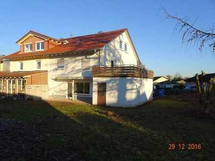 Bad Rappenau (Stadt): Modernisierte Doppelhaushälfte mit großem Garten in bevorzugter Lage