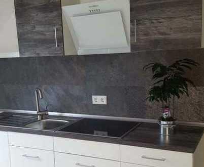 Gepflegte lichtdurchflutete 3-Zimmer-DG-Wohnung mit EBK in Etschberg sucht nette Mieter!