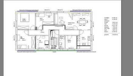 Neuwertige 5-Zimmer-Wohnung mit EBK (120m²) in Oebisfelde