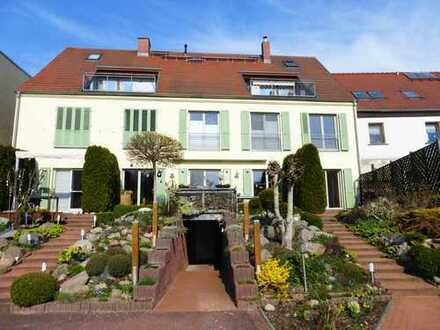 Bild_Idyllische 3-Zimmer-Maisonette-Wohnung mit Kamin, Terrasse und Stellplatz in Alt Ruppin