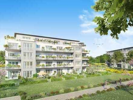 """HEINRICH v. KÖLICHEN: """"QF""""-Living Kaufbeuren: Modern & Ganz oben - Das Sky-Apartment (I)! 2-Zi DG"""