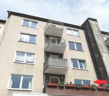 Südstadt - 4 Zi - ETW - hell, gepflegt, großer Balkon - privat oder gewerblich nutzbar.