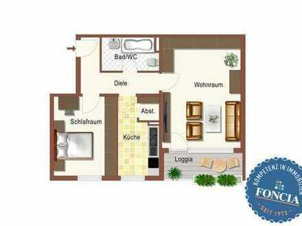 Helle 2-Zimmerwohnung mit Balkon und inkl. Schwimmbad-/ Saunanutzung in Neuperlach