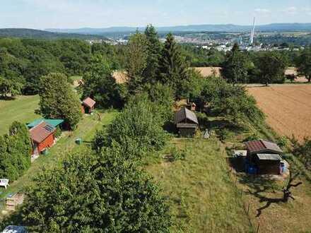 Gartengrundstück in Esslingen am Neckar
