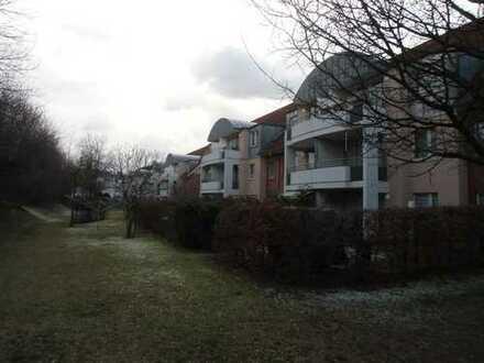 Zweizimmerwohnung mit Balkon im Grünen von Neuruppin