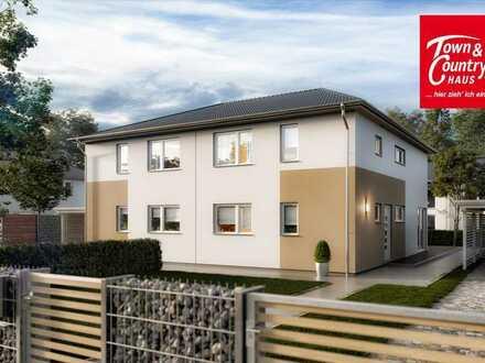 Elegant-luxuriöses Doppelhaus in Deilingen