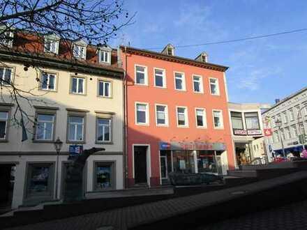 Gepflegte 3-Zimmer-Wohnung in der Altstadt von Bad Kreuznach