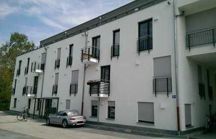 Neuwertige 2-Zimmer-Wohnung mit Balkon und Einbauküche