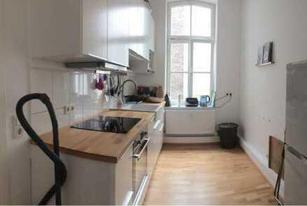 2-Zimmer-Wohnung mit EBK in ruhiger Lage am Eigelstein