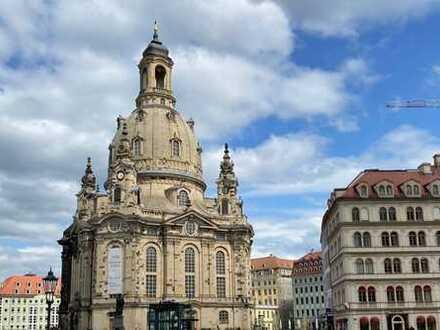 Luxusappartement in außergewöhnlicher Lage direkt gegenüber der Frauenkirche