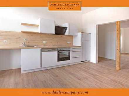 Ideal als WG! 3-Raum-Wohnung in hipper Lage