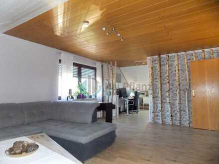 Die stylische 3-Zimmer-DG-Wohnung in Weissach im Tal