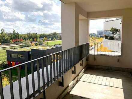 In Exklusiver Lage: Hochwertige 4-Zimmer-Wohnung mit Balkon