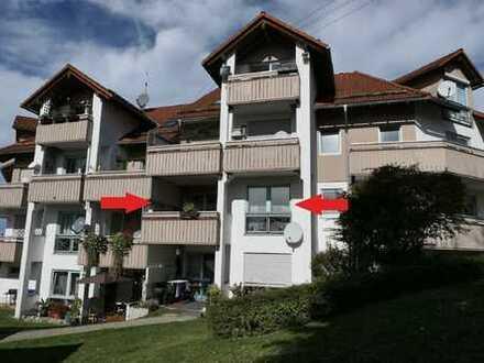 Helle 3-Zimmerwohnung mit Südbalkon