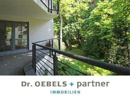 Wohntraum in schöner Parkanlage - barrierearme Eigentumswohnung in Marienburg...