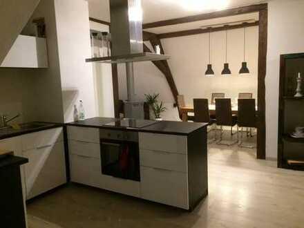 OFFEN & LUFTIG geschnittene Wohnung zum WOHLFÜHLEN