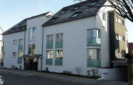 Moderne 2 Zimmer Terrassenwohnung in Oßweil