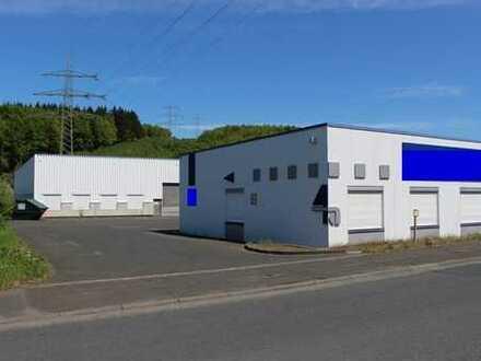 Büro- und Produktionsflächen im Wilnsdorfer-Industriegebiet