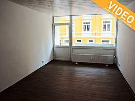 1-Zimmer App.mit Balkon und EBK in zentraler Lage in Wilhelmshaven