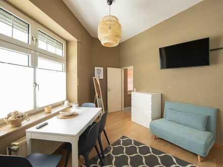 Schön geschnittenes, sehr gepflegtes Apartment in Flingern sucht neuen Eigentümer