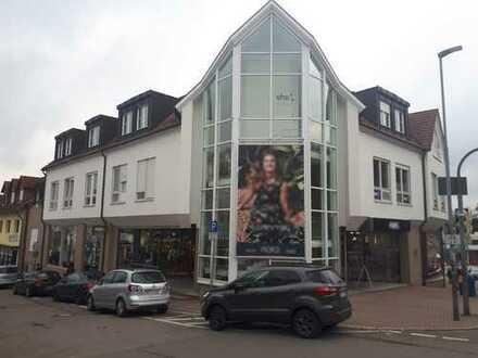 Exklusive Einzelhandelsfläche im Zentrum von Wiesloch