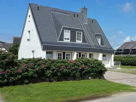 Sehr schön strandnah und ruhig gelegene 2-Zimmer-Erdgeschosswohnung in Wenningstedt