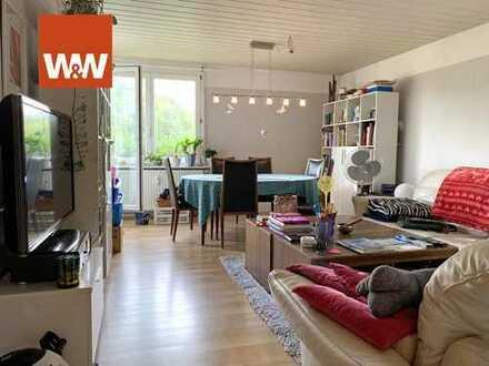 Gut geschnittene und vermietete 3-Zimmer-Wohnung mit Garten mitten in Weissach-Flacht zu verkaufen!