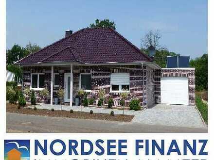 IHR NEUBAU in Emden-Conrebbersweg: BUNGALOW-Elegant, stillvoll und PROVISIONSFREI !