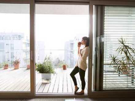 Schicke 3,5 Zimmer-Penthouse Neubau-Wohnung