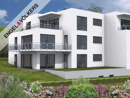 Neubau: Exklusives Penthouse in zentraler Lage