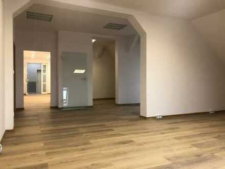 LoftBüro mit StadtBlick und Klima. Komplett neu renoviert