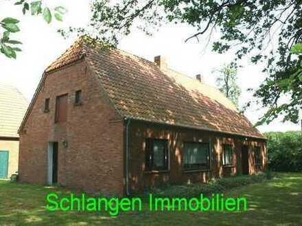 Objekt Nr. 19/823 Einfamilienhaus mit Stallungen in der Hansestadt Friesoythe im OT Ellerbrock