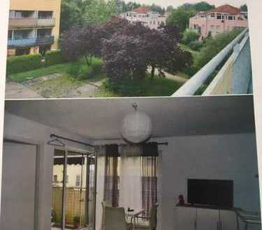 Attraktive 2-Zimmer-Wohnung mit Balkon und EBK in Bernau